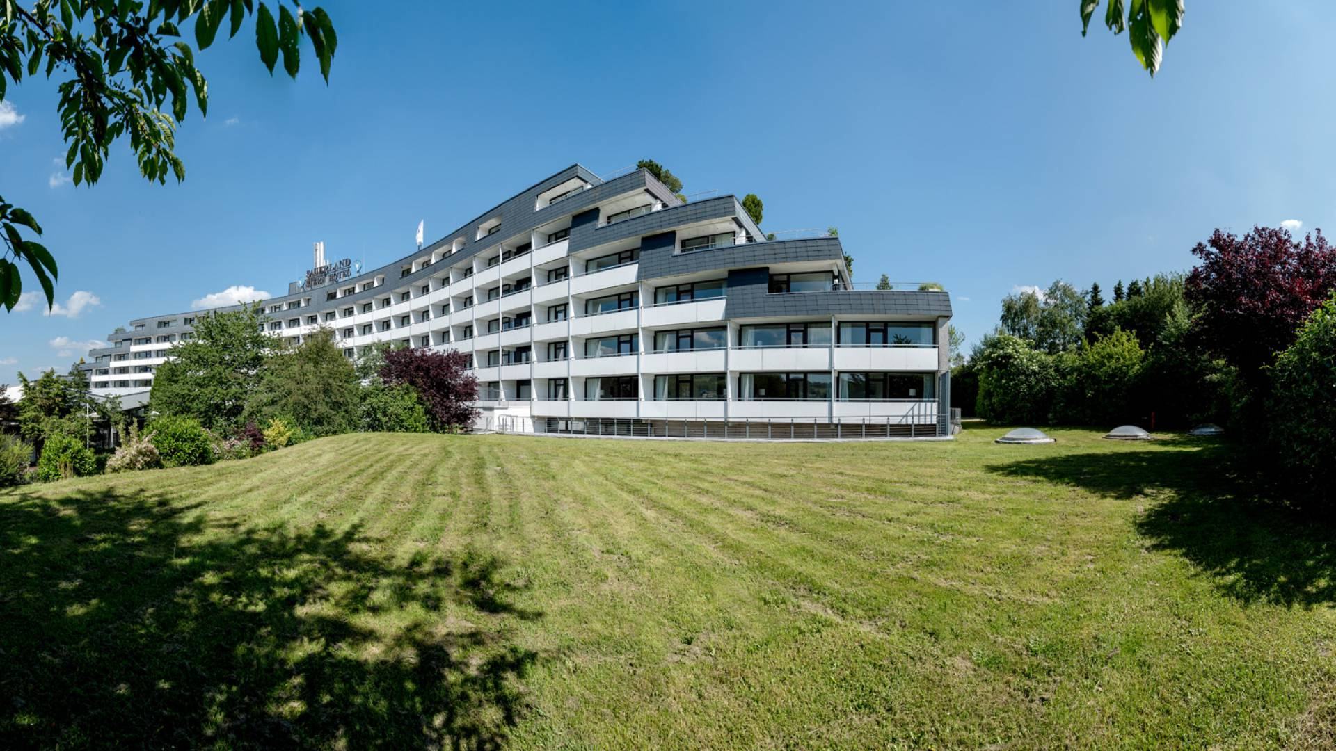 Sauerland Stern Hotel: The largest Hotel in the middle of Germany