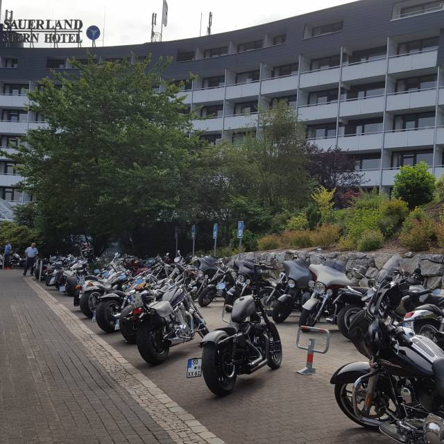 Bike Week Willingen vom 09. - 12. Juli 2020