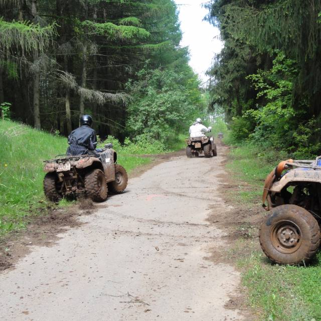 Quadtouren in Willingen/Usseln