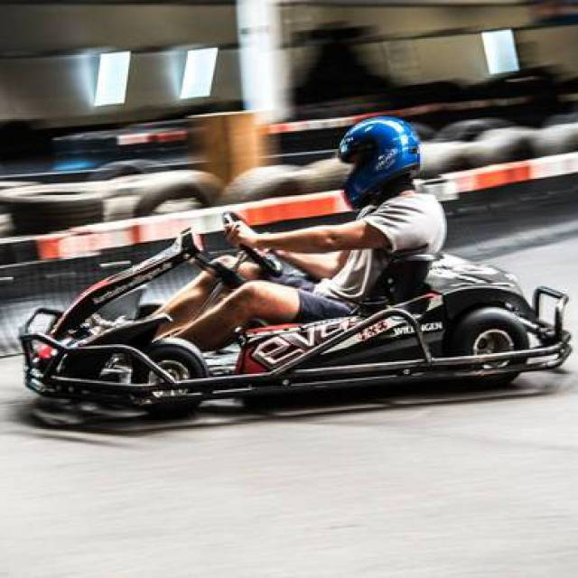 Indoor Kartbahn Willingen